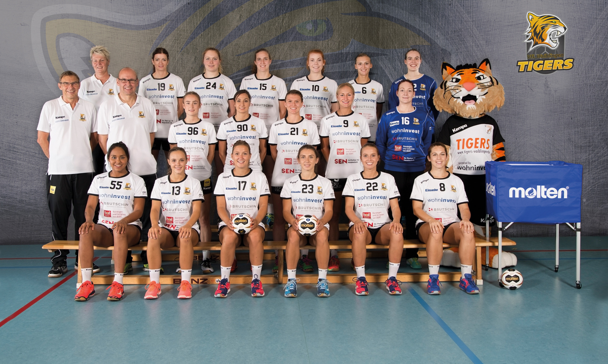 Frauen 2 Bundesliga Sc Korb Handball